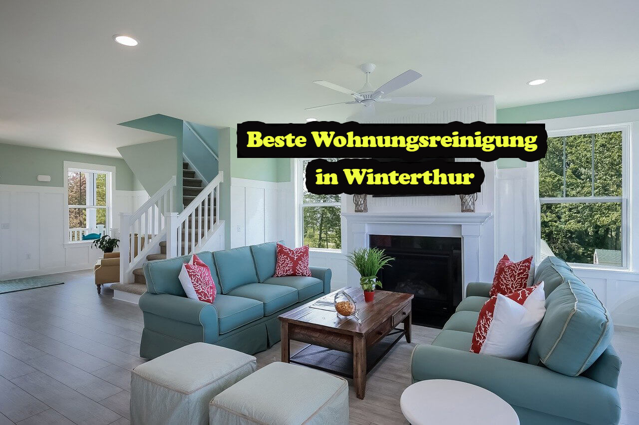 Beste Reinigungsfirma Winterthur | Suuber Plus AG
