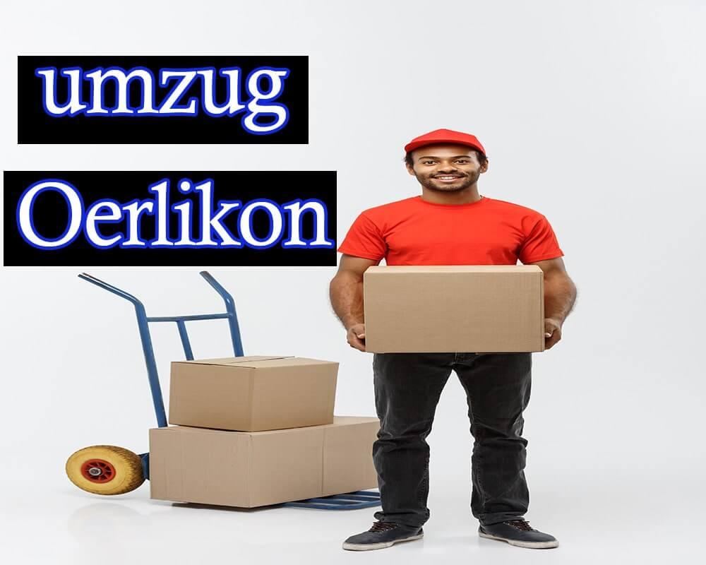 Umzug Oerlikon- umzugsfirma oerlikon